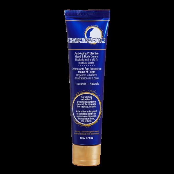 Crème anti-âge protectrice mains et corps (PF-114-001)